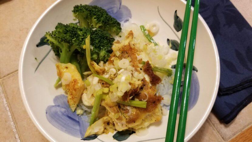 Vietnames Fish & Noodles