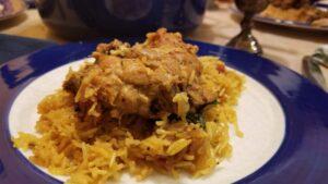 Bahrain - Chicken Machboos