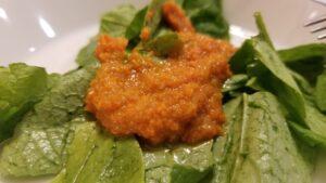 Japan - ginger & carrot dressing