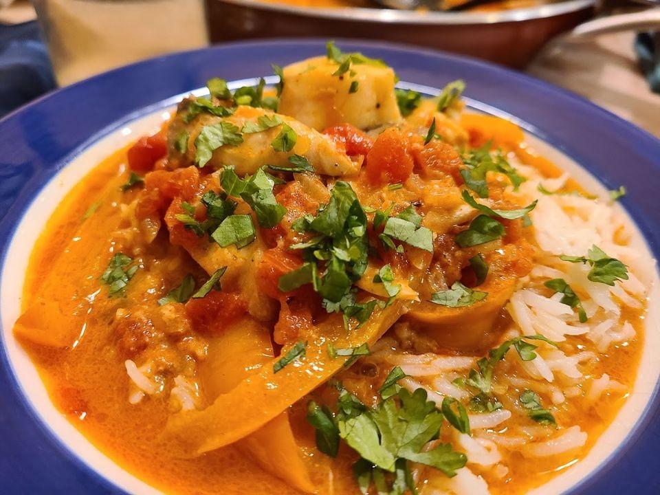 Brazil - Moqueca Bajana (fish stew)